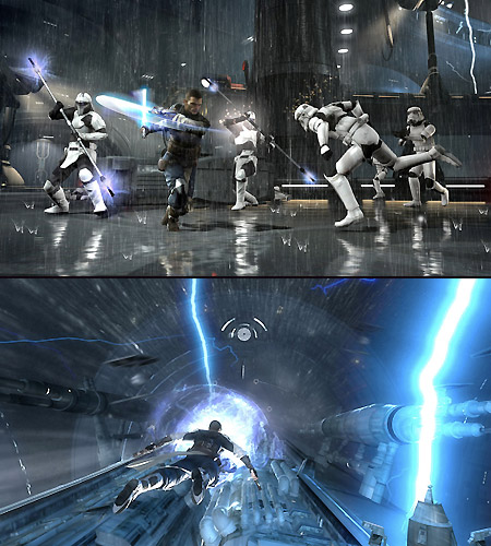 Star Wars Force Unleashed 2. Star Wars: The Force Unleashed
