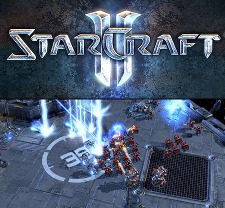 StarCraft 2 Battle Report Has 17-Minutes of Gameplay - TechEBlog