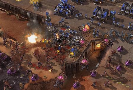 StarCraft 2 Release