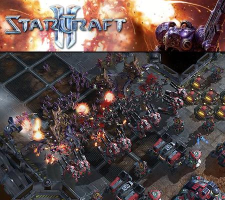 StarCraft 2 Video