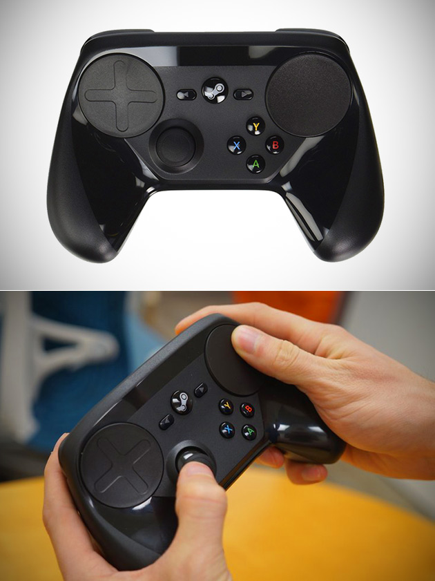 Steam Controller Hands-On