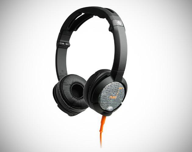 SteelSeries Flux Luxury Edition Headphones
