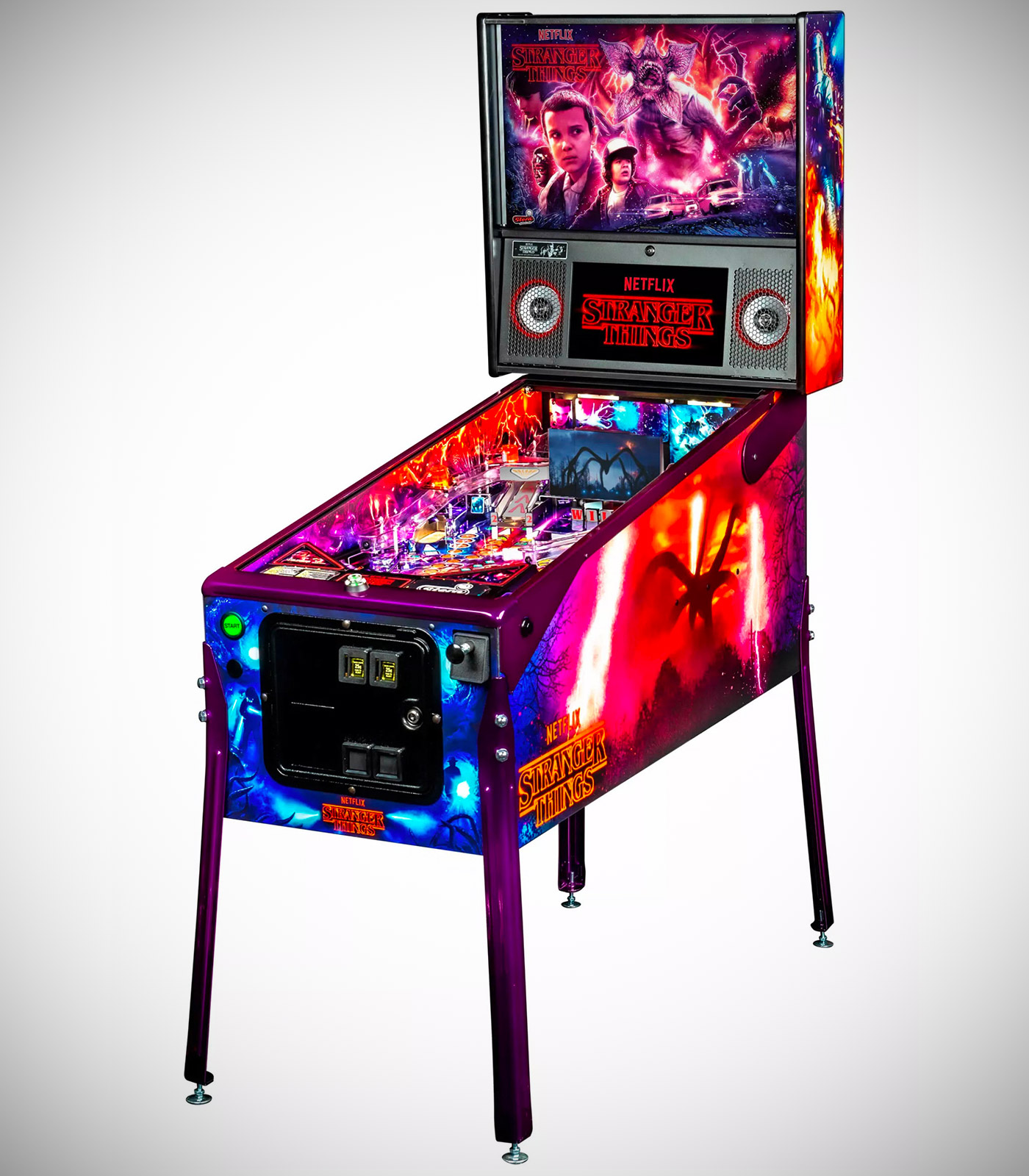 Stern Stranger Things Pinball Machine