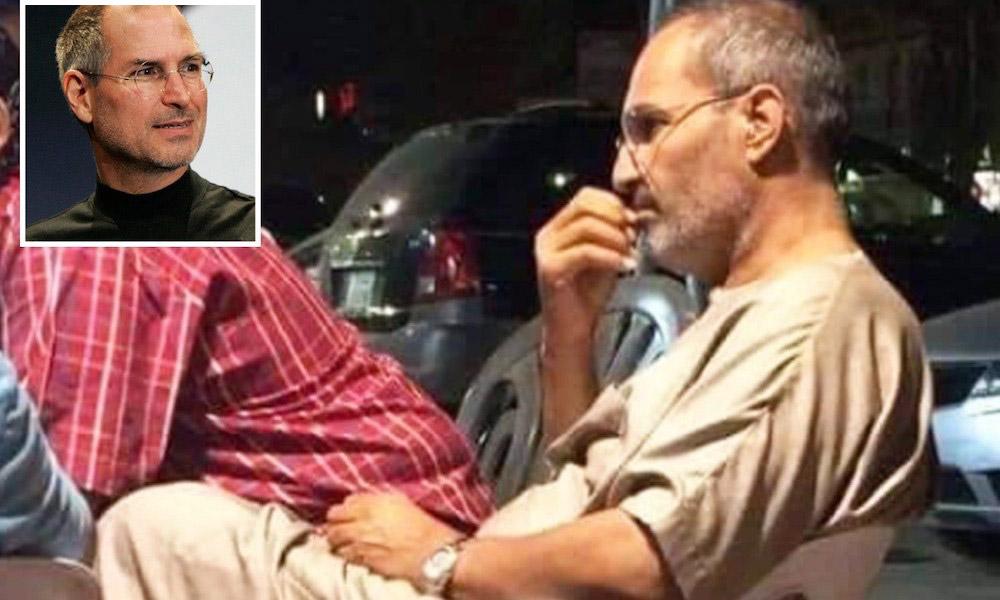 Steve Jobs Doppelganger