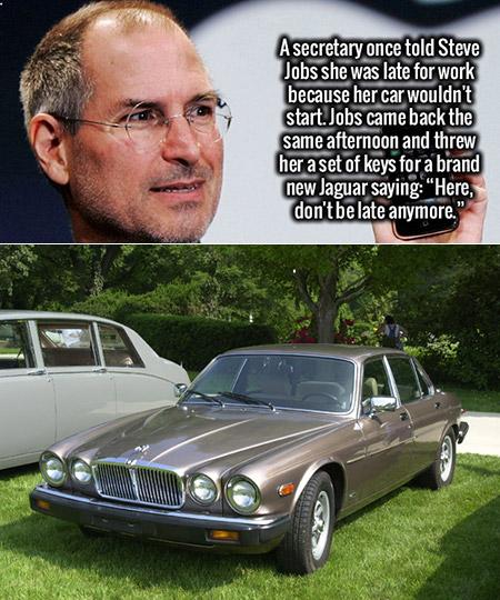Steve Jobs Gift