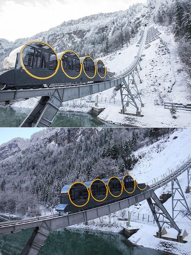 StoosBahn Railway Funicular