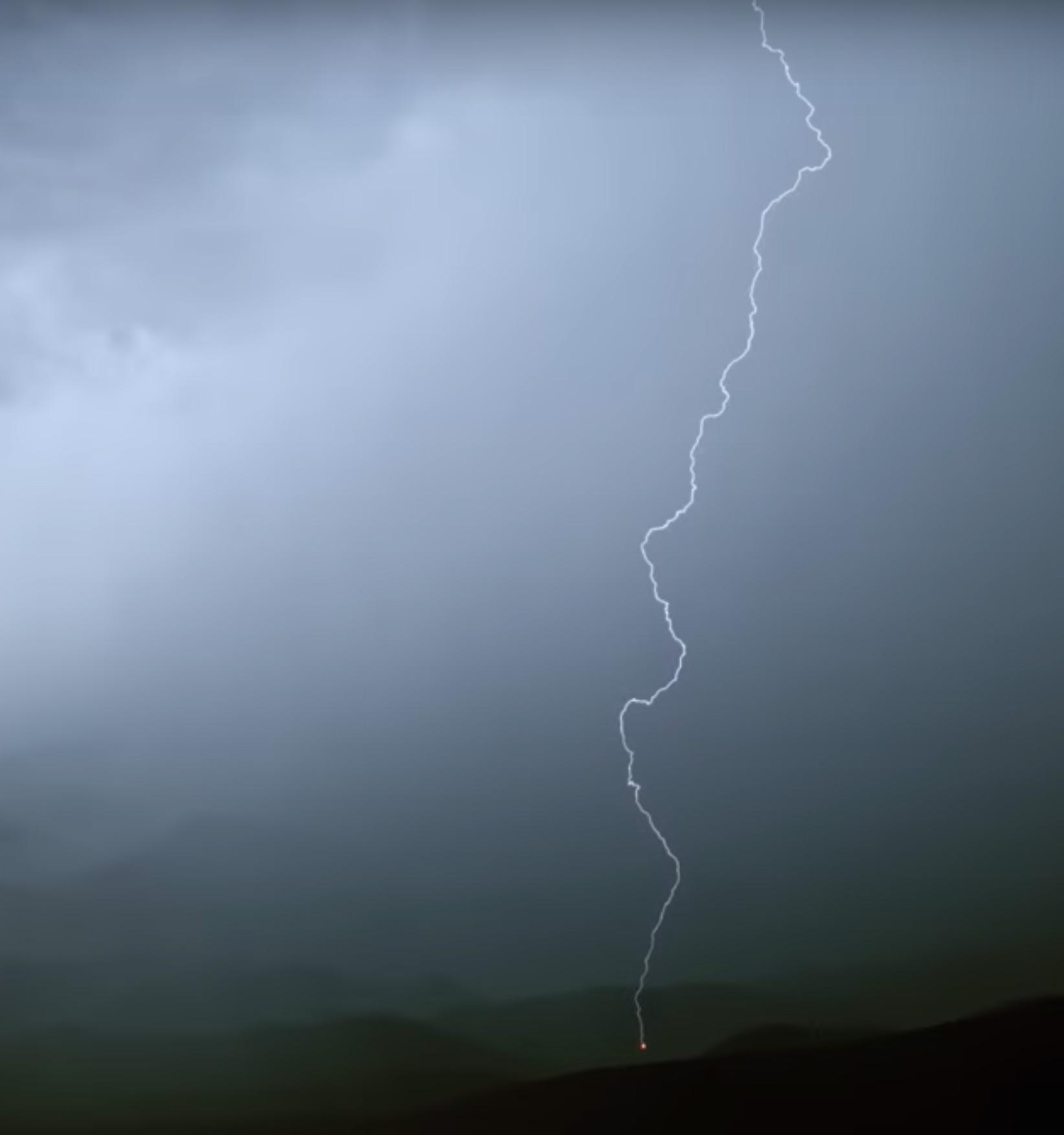 Storm Chaser Lightning 4K 1000FPS