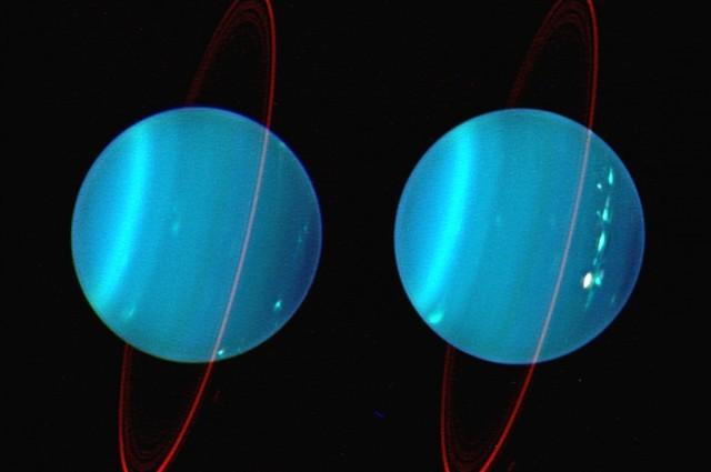 Uranus Storm