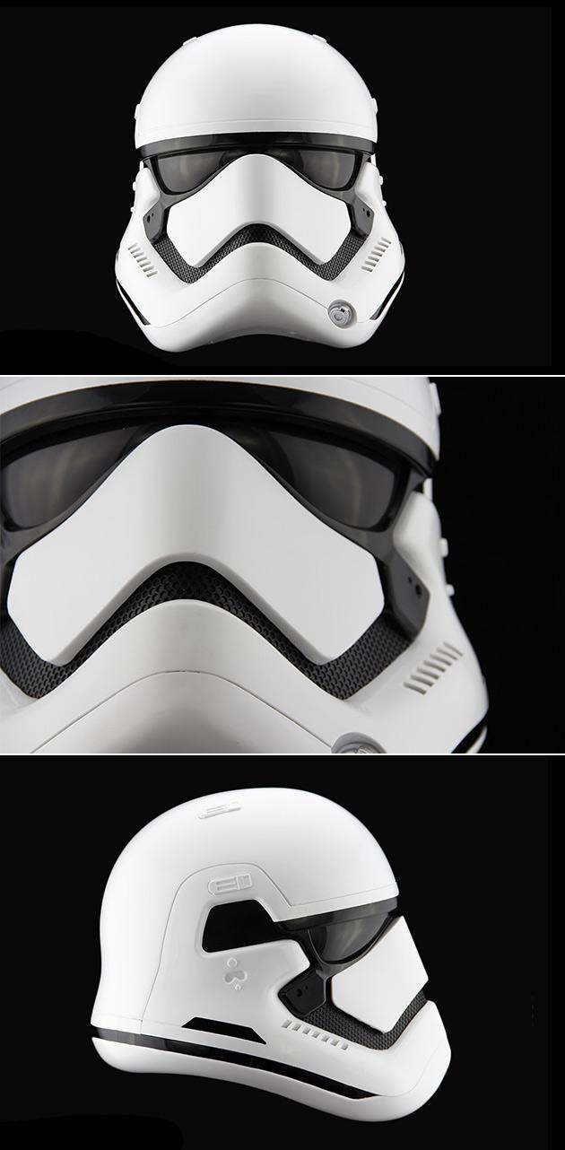 Stormtrooper Helmet Anovos Force Awakens