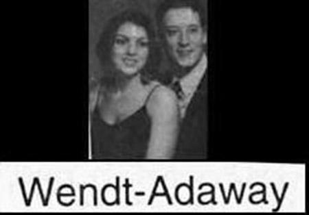 Strange Wedding Name
