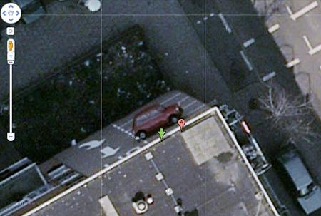 Top 5 Strangest Google Earth Sightings Techeblog