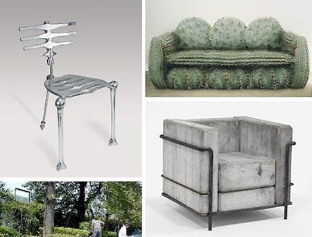 6 Strange and Uncomfortable Chairs TechEBlog
