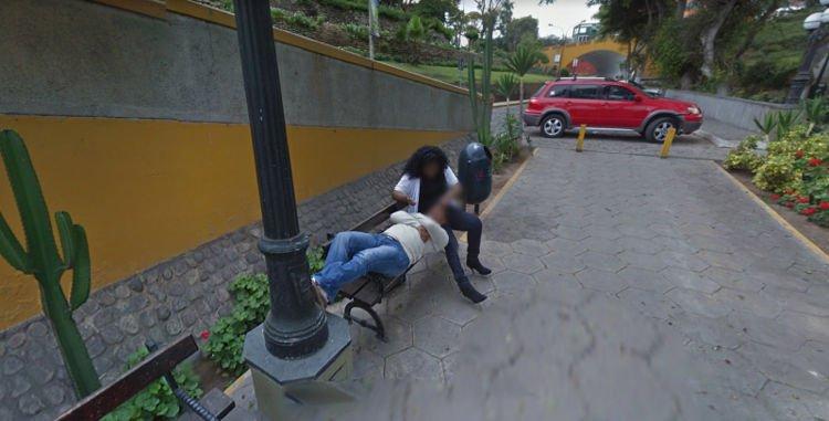 Street View Divorce