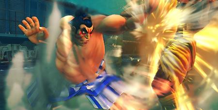 Street Fighter IV Trailer