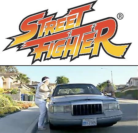 Mega64 Recreates Street Fighter Ii Bonus Round In Real Life Video