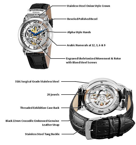 Stuhrling Classic Winchester