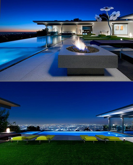 Hopen Place The Futuristic Home That Looks Like A Portal To Another