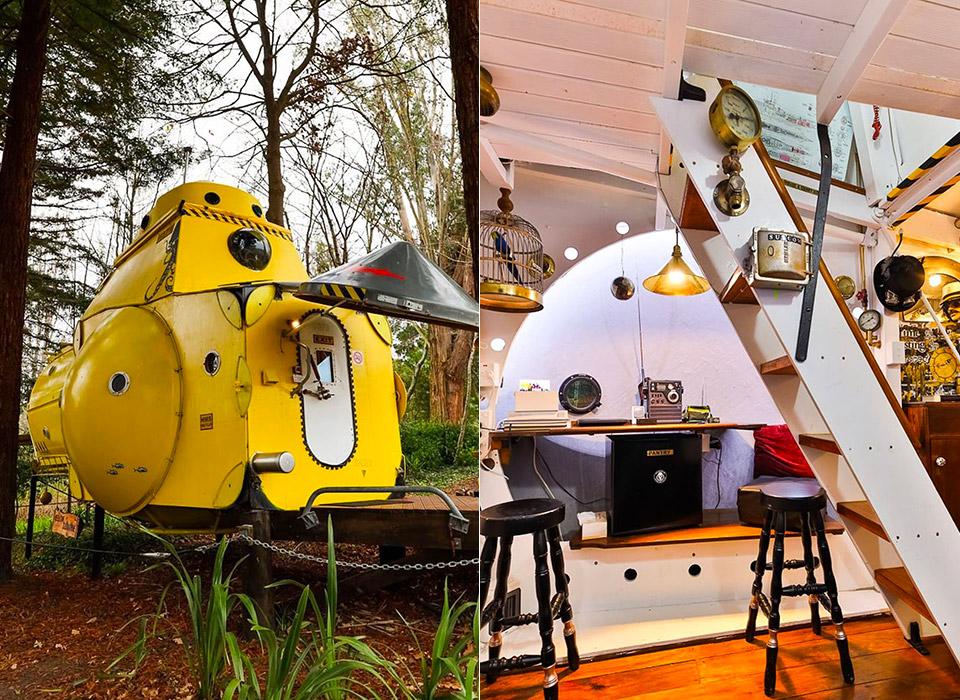 Submarine Tiny House