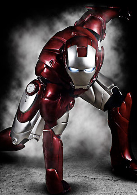 Iron Man Suit Collection This Iron Man Suit is
