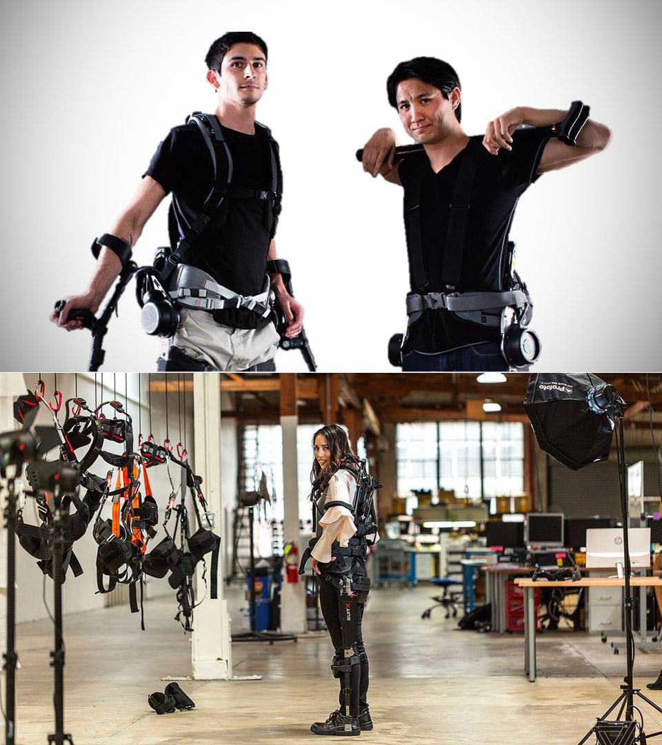SuitX Exoskeleton