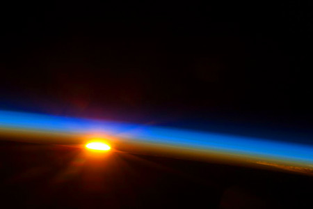 space station sunrise wallpaper - photo #26