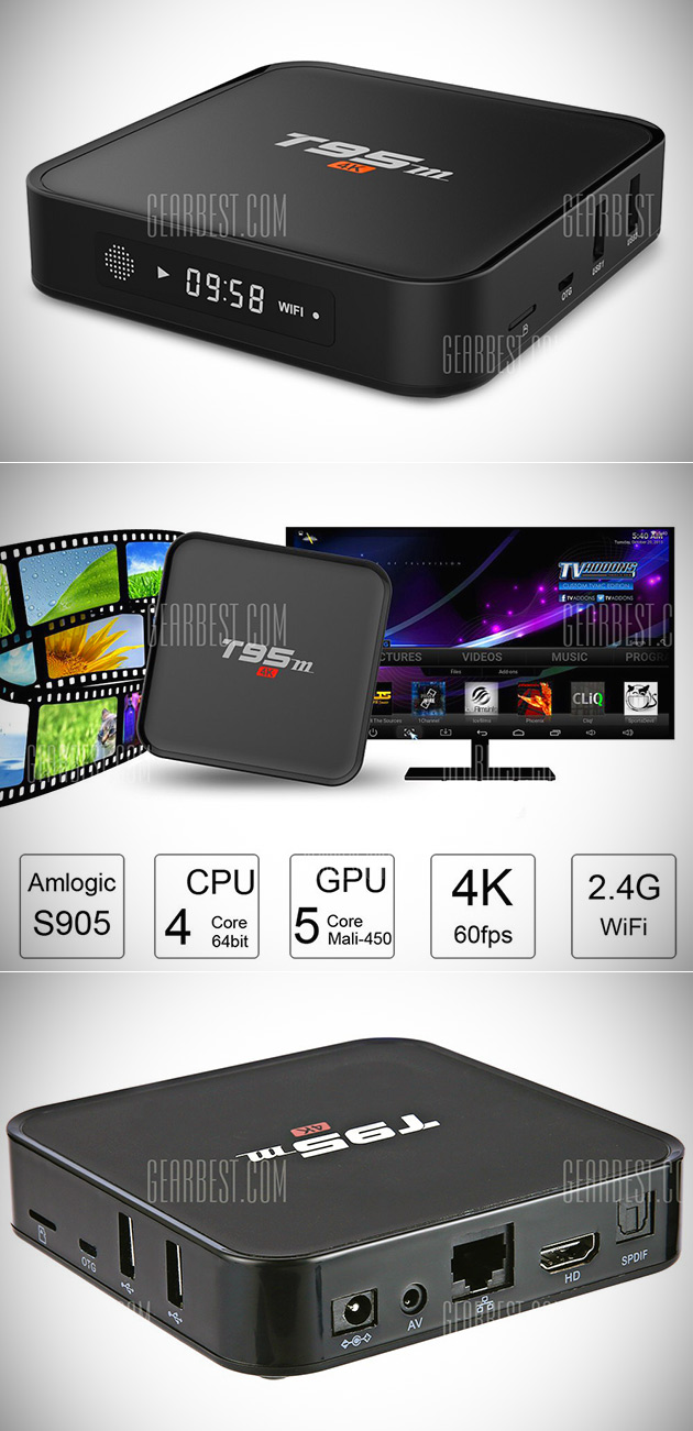 Sunvell Streaming Box