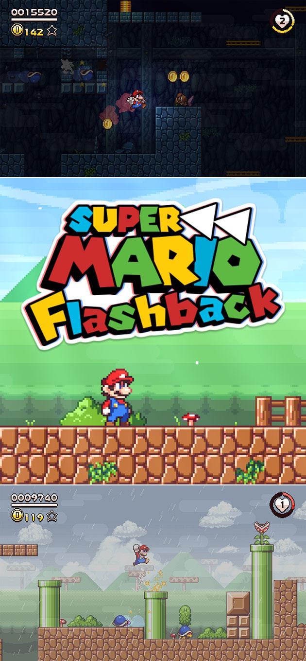 Super Mario Flashback