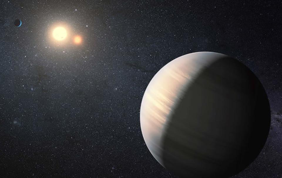 Super Neptune Gliese 15