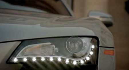 VIDEO Audis Super Bowl Commercial Shows R Puts Old Luxury On - Audi superbowl commercial