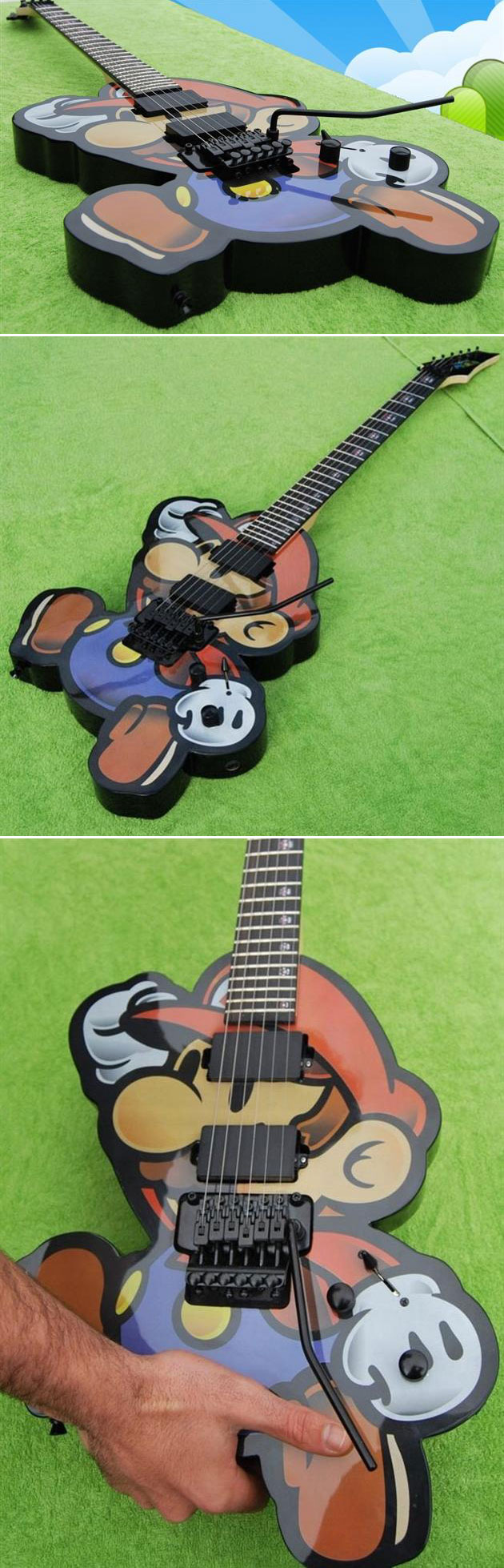 Super Mario Bros. Guitar