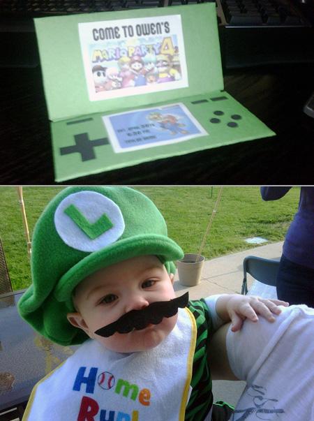 Super Smash Bros Birthday Party