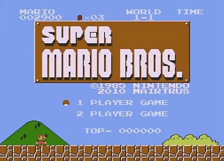 Gamer Ports Super Mario Bros  to the SEGA Genesis – TechEBlog