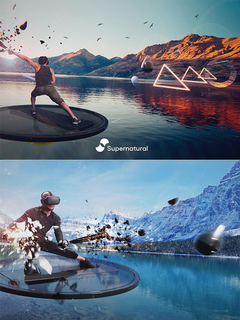 Supernatural Oculus VR