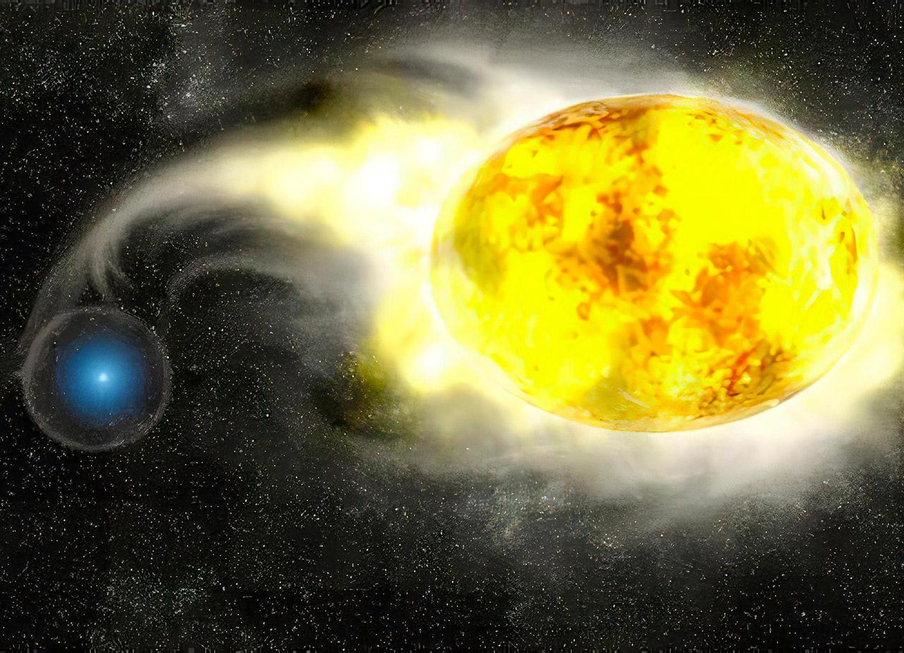 Supernova Cool Exploding