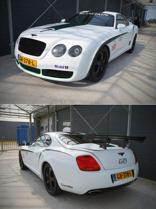 Supra Bentley
