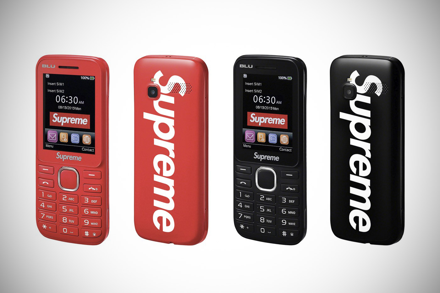 Supreme Burner Phone