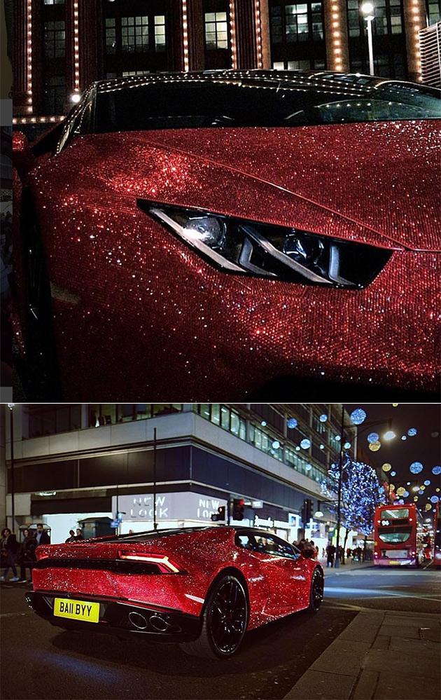 Swarovski Lamborghini Huracan