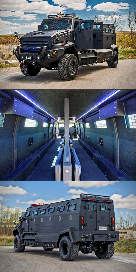 Top 5 Coolest High Tech Vehicles For A Summer Road Trip