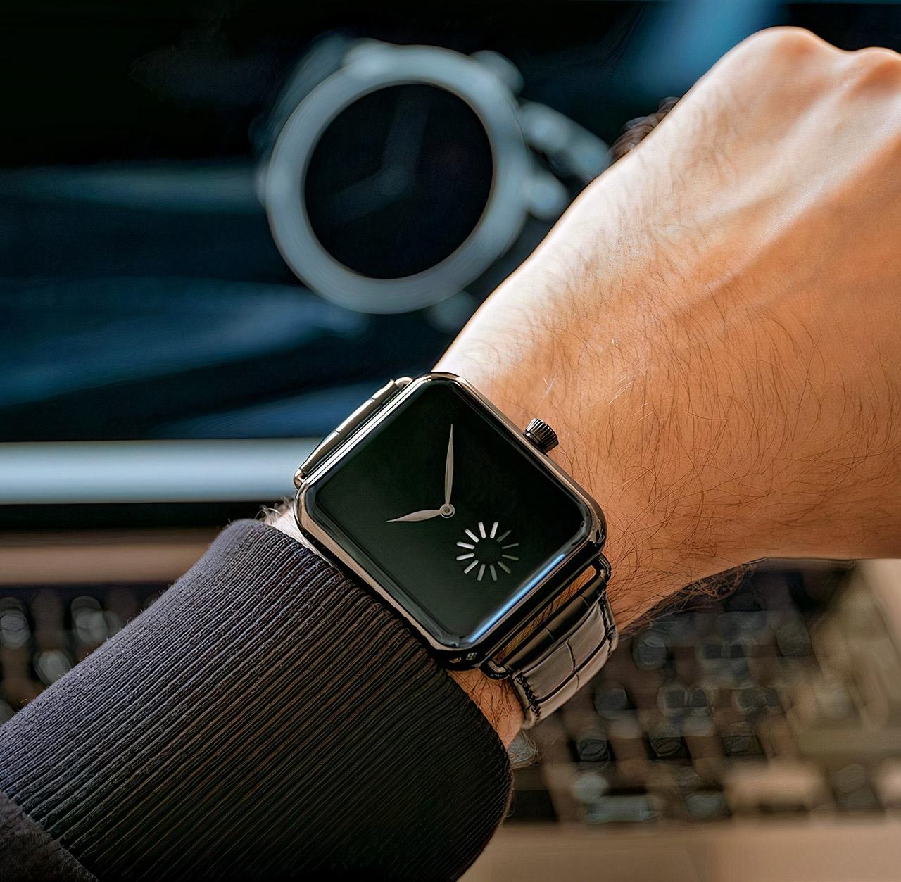 Swiss Alp Watch Apple