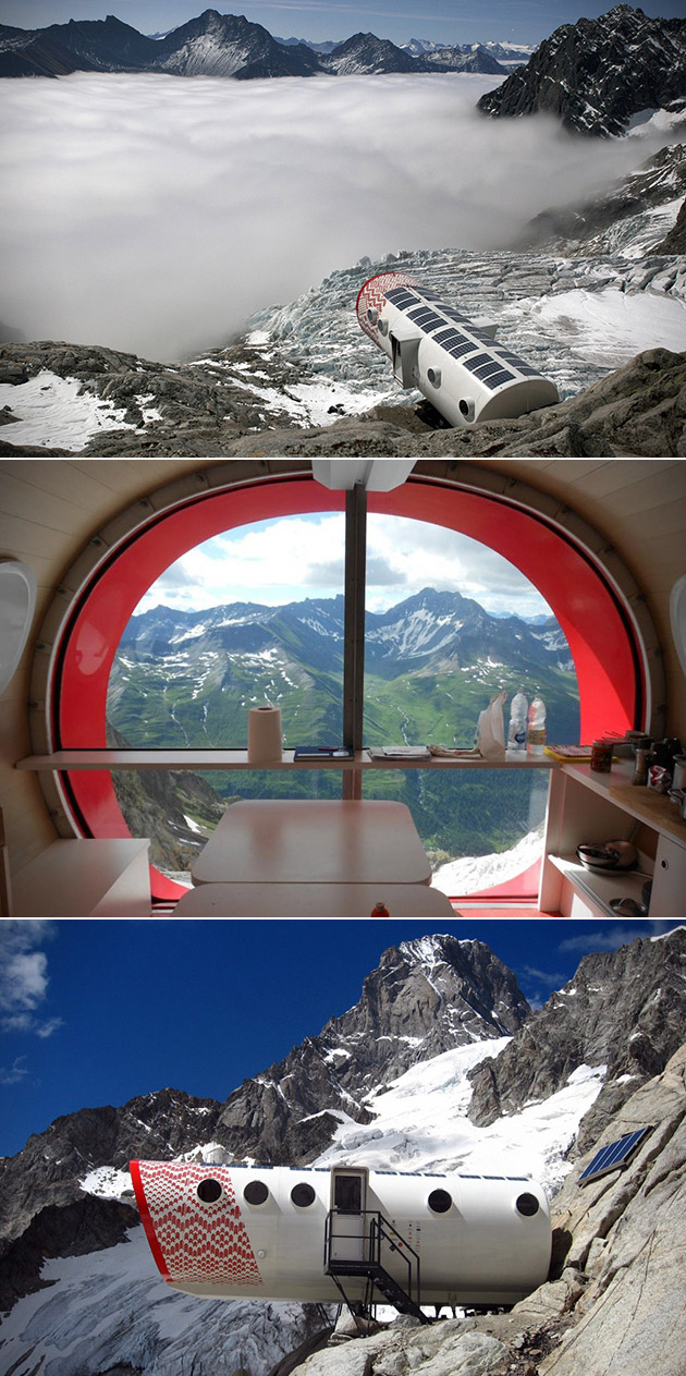 Swiss Alps Camping