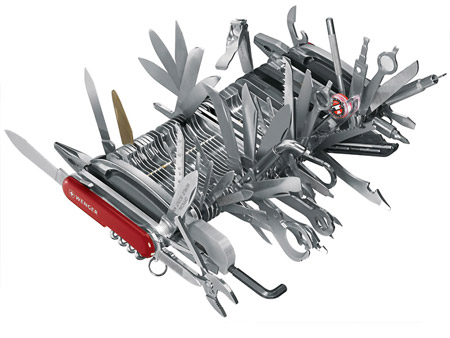 World S Funniest Swiss Army Knives Techeblog