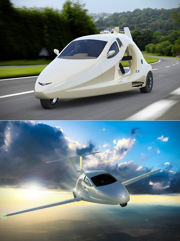 Switchblade Flying Car