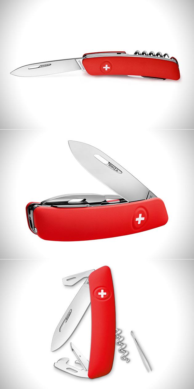 SWIZA Swiss Army Knife