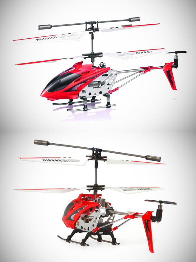 Syma S107G Helicopter