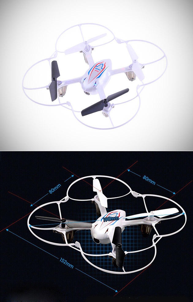 Syma X11C Quadcopter