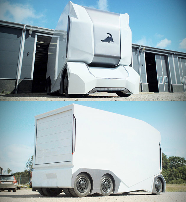 T-Pod Truck