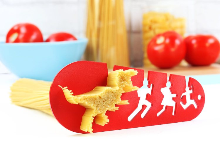 T-Rex Spaghetti Measuring Tool