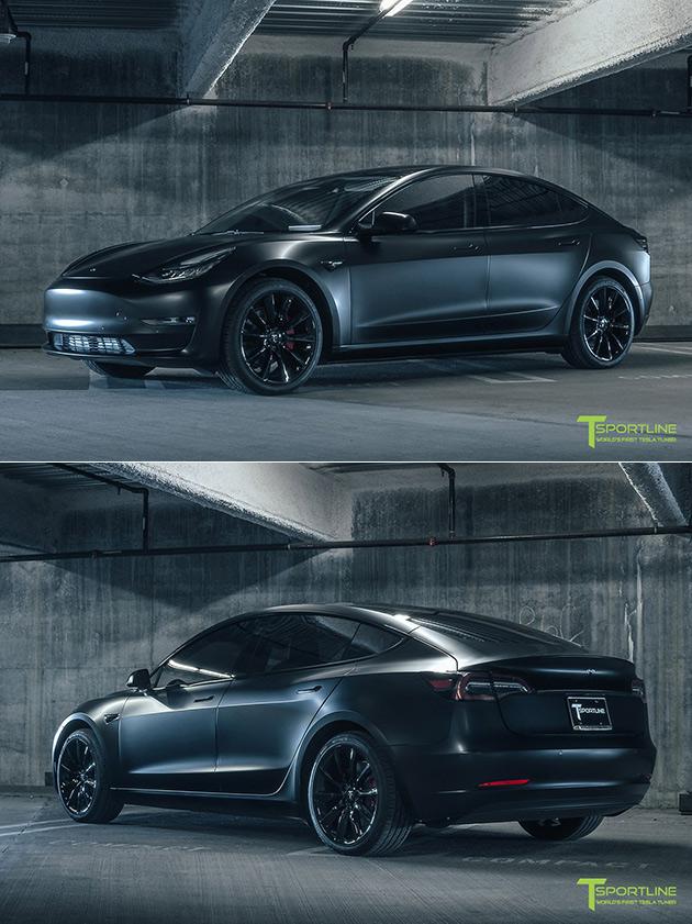 T Sportsline Tesla Model 3
