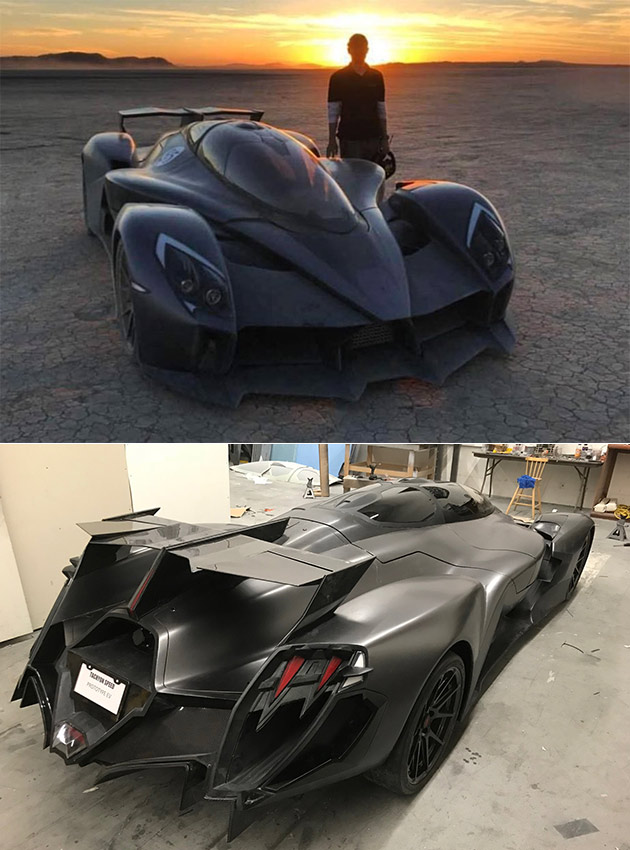 Tachyon Speed Hypercar