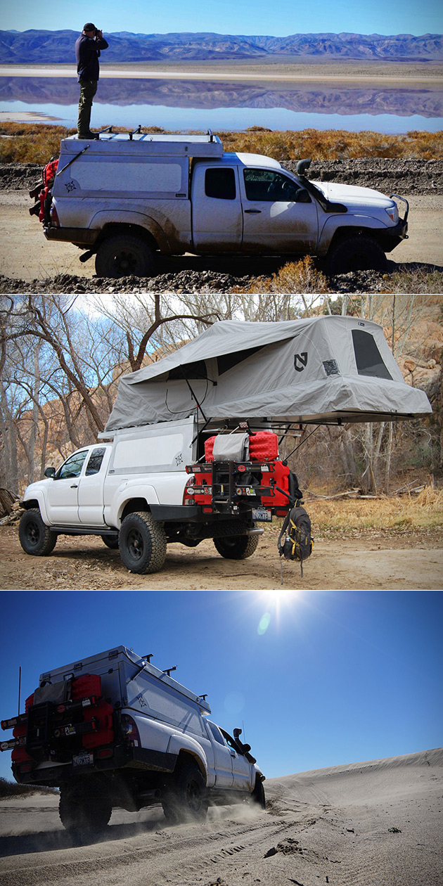 Install AT Overland\'s Tacoma Habitat Onto Any Truck, and It Becomes ...